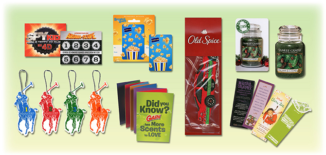Scented Promotional Products