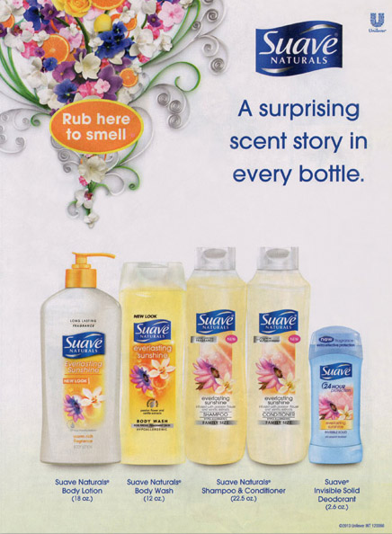 Scented Ads